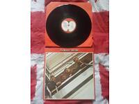 Original Vinyl Record The Beatles Red Album 62-66 vgc