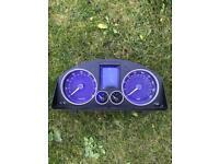 Mk5 golf r32 clocks