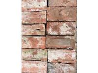 80,000 bricks for sale 0.55 pence each in bulk £1 each