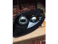 Toyota supra projector headlight