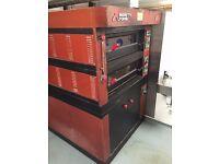 Moretti Forni Modulo Commercial Electric Pizza Oven