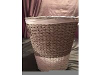 New laundry basket