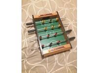 Mini table games table football &a air hockey
