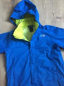 Boys the north face jacket