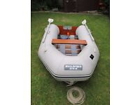 MAILSPEED 265 INFLATABLE DINGHY 2.6m