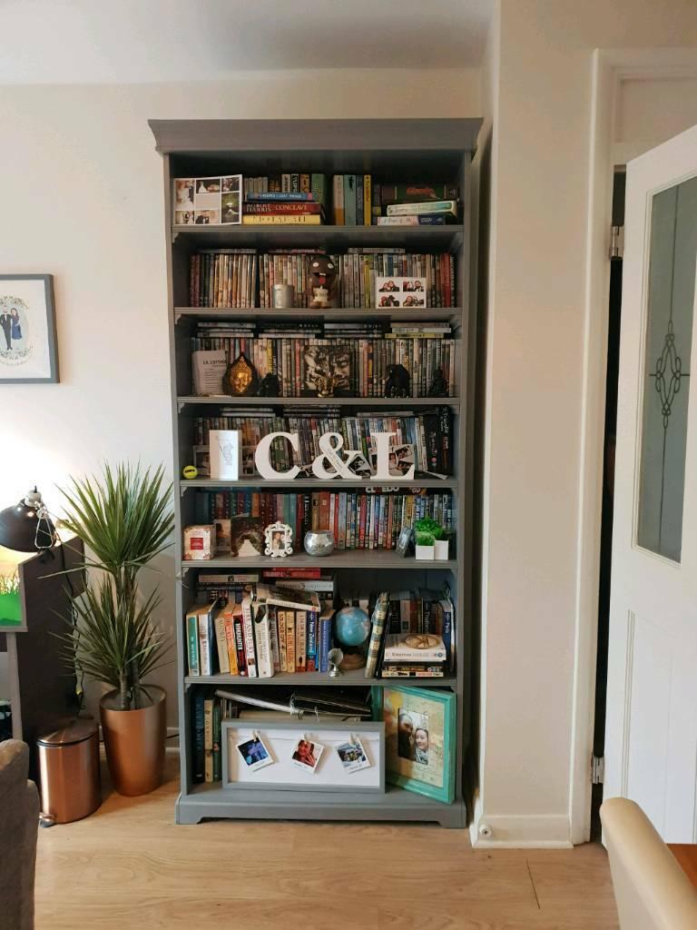 Ikea Liatorp Bookcase In Grey In Twickenham London Gumtree