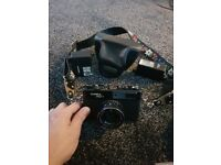 Yashica mg-1 vintage camera in excellent condition, manual