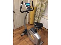 Exercise Bike, Heavy duty, strong and steady, holds up to 24 Stone. Not your cheap rubbish.