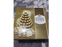 Ferraro rocher chocolate party gift engagement