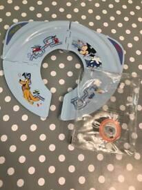 💚 Mickey Mouse folding toilet seat 💚