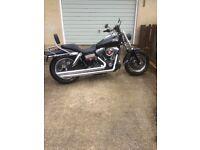 Harley Davidson 1584 Fat Bob