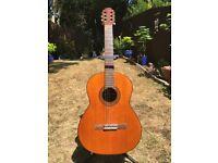 Giannini Classical Guitar.