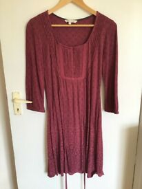 Fat Face smock dress size 10 NEW