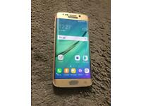 Samsung s6 edge 64gb unlocked gold