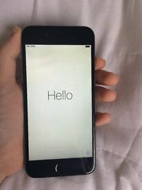IPHONE 6 64GB SPACE GREY WITH BOX BUNDLE