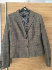 Hobbs jacket, size 12