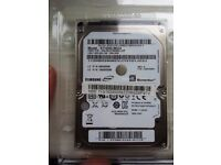 LIKE NEW 1TB (1000GB) Samsung Momentus Laptop 2.5 HDD Hard Disk Drive ST1000LM024