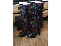 Demonia ladies boots