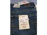 LEE COOPER 'HELEN59' WOMENS JEANS BRAND NEW WITH TAGS
