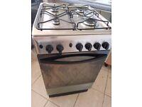Indesit 50cm gas cooker