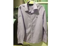 POLO Ralph Lauren lilac shirt