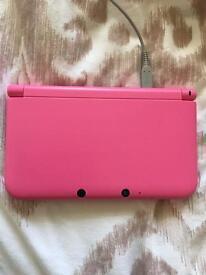Nintendo 3ds xl in Pink