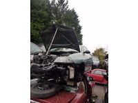 2004 SEAT IBIZA 1.2 PETROL BREAKING FOR PARTS