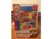 Fireman Sam snakes and ladders (new)