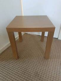 Chunky Pine Occasional Table
