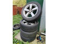 Outlander 18 Inch Alloy Wheels