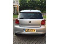 Volkswagen POLO Silver 1.4L