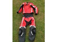 2 set motorcycle leathers