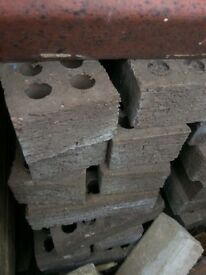 x70 65mm Brown rustic faced brick for sale