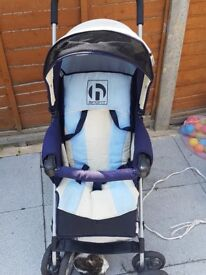 Pushchair for sale only used a few times