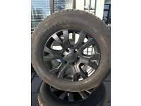 Ford ranger wild track wheels x4