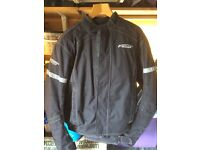 MOTOR CYCLE JACKET AND TROUSERS