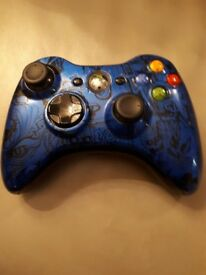 XBOX 360 Scuf Hybrid Controller with charging lead & wireless PC adapter