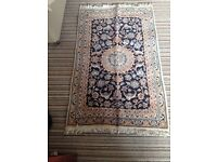 Authentic Persian rug purchased I Dubai