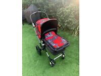 Bugaboo Cameleon3 great condition with special edition Andy Warhol print