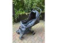 CBX CYBEX YOKI RB foldable baby stroller buggy super lightweight black 4kg