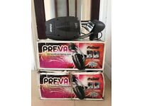 ProSound Preva lights arc/scan BOTH available