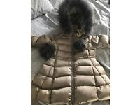 Baby A coat size 6