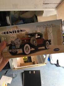 1930 Packard model kit