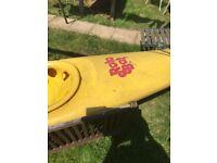 Pyranha rotobat kayak