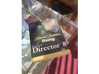 Macromedia Director 8 Book.