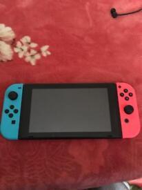 Boxed Neon Nintendo Switch
