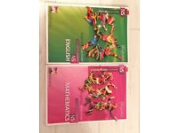 National 5 English and Maths BrightRED Books