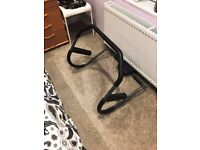 Fitness Body Sculpture Official Ab Trimmer/Roller With Headrest