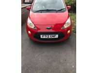 Ford KA 1.2 Ketec (S/S) 3dr - Only 25300 Miles!