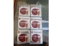 Tassimo Costa Latte T-Discs